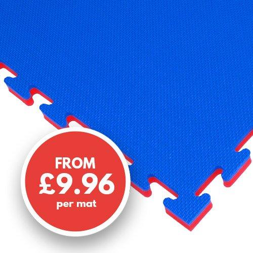 20mm mat blue