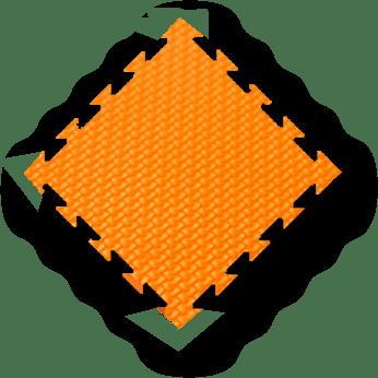 orange MMA mats